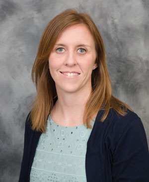 Dr  Michelle Woodward- LSU SVM Faculty